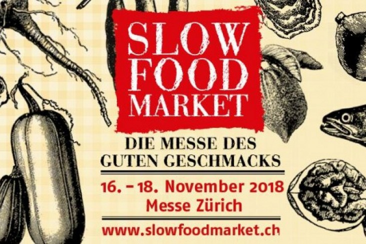 Slow Food Market Zurich 16-18 nov
